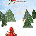 Mary Timman - Joy to the World Painting