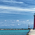 Joan Carroll - Kenosha North Pier...
