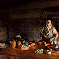 Mike Savad - Kitchen - Farm cooking