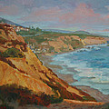 Kevin  McCain - Laguna Beach at Sunset