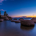 About Light  Images - Lake Tahoe Sunset