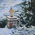 Lori Pittenger - Lamplight in Snow