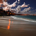 Eric Evans - Lanikai Beach at Night...