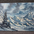 Kevin Hill - Large Snowy Mountains...
