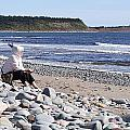 George Cousins - Lawrencetown Beach...