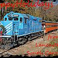 Joseph C Hinson Photography - Santa Train Greeting...