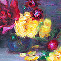 Talya Johnson - Lemon and Magenta -...