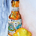 Beverley Harper Tinsley - Lemon and Pilsner