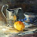Jacinta Crowley-Long - Lemon Tea