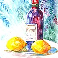 Carol Wisniewski - Lemons and Wine and a...