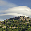Guido Montanes Castillo - Lenticular clouds over...