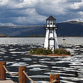 Juli Scalzi - Lighthouse in Lake Dillon