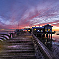 Debra and Dave Vanderlaan - Lights on the Dock