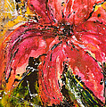 Ismeta Gruenwald - Lily - Flower Painting