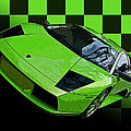 Samuel Sheats - Lime Green Lamborghini...