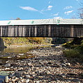 Catherine Gagne - Lincoln Covered Bridge...