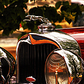 Thomas Woolworth - Lincoln Hood Ornament