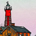 Bruce Nutting - Little Red Lighthouse