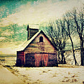 Julie Hamilton - Little Sioux Corn Crib