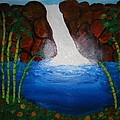 Jnana Finearts - Little waterfalls