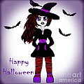 Eva Thomas - Little Witch Halloween...