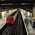 Imran Ahmed - London Underground tube...