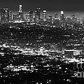 Bob Christopher - Los Angeles Skyline at...