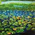 Belinda Low - Lotus Pond