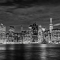 Dick Wood - Lower Manhattan from...