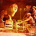 Douglas MooreZart - M G M Filming of Leo the...