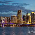 Rene Triay Photography - Miami as the Sun Sets