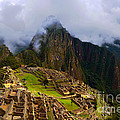 Catherine Sherman - Machu Picchu Overlook
