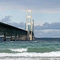 Keith Stokes - Mackinac Bridge the...