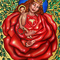 Ilene Satala - Madonna of the Rose