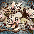 April Moen - Magnolia Branch I
