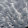 Ryan Crouse - Mammatus Clouds over...