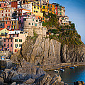 Inge Johnsson - Manarola Afternoon