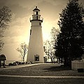 R A W M   - Marblehead Light House