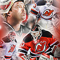 Mike Oulton - Martin Brodeur