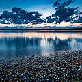 Randy Scherkenbach - McCullom Lake Blue Hour