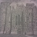 Christy Brammer - Medieval Cathedral