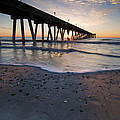 Chris Zachary - Mercers Pier Sunrise -...
