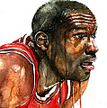 Michael  Pattison - Michael Jordan Early Days