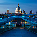 Adam Pender - Millenium Bridge Blue...