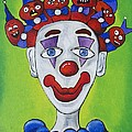 Patricia Arroyo - Miss.Curly Clown