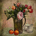 Sandra Selle Rodriguez - Mixed Flowers