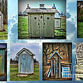 Paul Ward - Montage of Outhouses