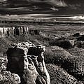William Fields - Monument Canyon Monolith
