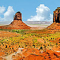 Bob and Nadine Johnston - Monument Valley in...
