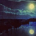Robert Salazar - Moon Light Harbor
